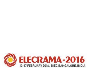 visit us at Our stall HL11 in Hall 1B at Elecrama Bangalore 2016