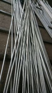 Hot Dip Galvanzied TMT rods