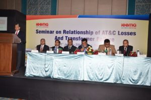Seminar on AT&C losses & Transformer Failure