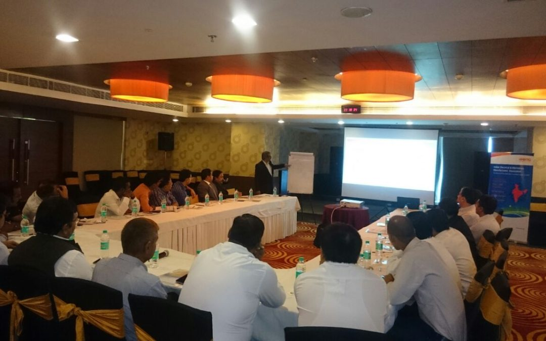 Presentation on best earthing practices workshop in jaipur by IEEMA